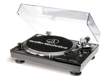 Audio Technica AT-LP120 USB Turntable (Black)
