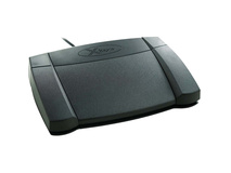 X-keys XK-3 Media Player Foot Pedal