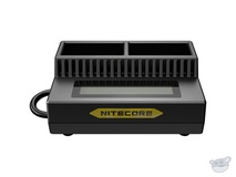 NITECORE UGP3 Intelligent 2-Slot USB Charger for GoPro HERO3/3+ Batteries
