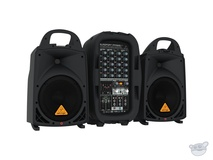 Behringer EUROPORT PPA500BT - 500W 6-Channel Portable PA System with Bluetooth Wireless