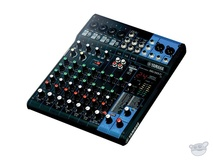 Yamaha MG10XU - 10-Input Mixer with Built-In FX and 2-In/2-Out USB Interface