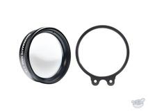 Flip Filters +15 MacroMate Mini Underwater Macro Lens and 55mm Filter Holder for GoPro