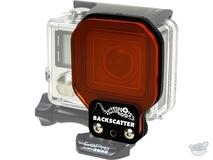 Flip Filters Backscatter FLEX SHALLOW Filter for GoPro Standard Housing