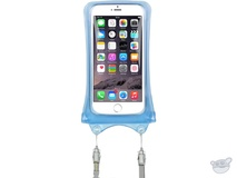 DiCAPac Waterproof Case for Smartphones (Blue)