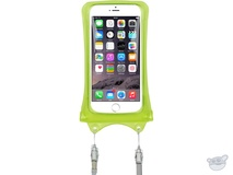DiCAPac Waterproof Case for Smartphones (Green)