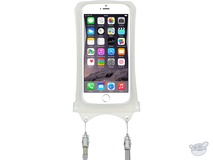 DiCAPac Waterproof Case for Smartphones (White)