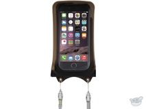 DiCAPac WPI10 Waterproof Case for iPhone (Dark Brown)