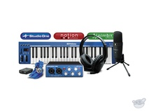 PreSonus Music Creation Suite - USB Stereo Hardware/Software Recording Kit