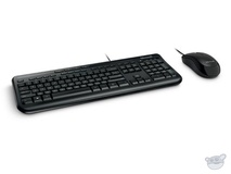 Microsoft Spill-Resistant Keyboard and Optical Mouse Wired Desktop 600 Set