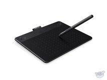 Wacom Intuos Comic Pen & Touch Small Tablet (Black)