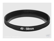 Marumi 49 - 58mm Step-Up Ring