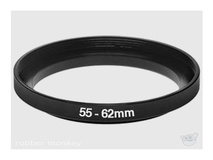Marumi 55 - 62mm Step-Up Ring