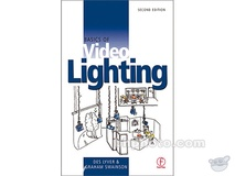 Focal Press Book: Basics of Video Lighting - 2nd Edition by Des Lyver