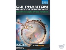 PhotoshopCAFE DJI Phantom Quadcopter Drones: Aerial Photography & Video Handbook (DVD)
