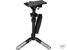 CAME-TV CAME-H4 Carbon Fiber Stabilizer for DSLR Camera