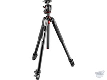 Manfrotto MK055XPRO3-BH Aluminum Tripod with Ball Head