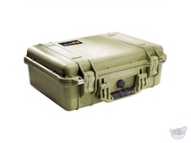 Pelican 1500 Case without Foam (Olive Drab Green)