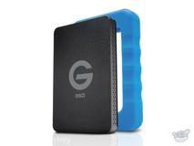 G-Technology 1TB G-DRIVE ev RaW USB 3.0 SSD with Rugged Bumper