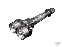 Klarus XT20 - 2000 Lumens Dual Head Tactical Flashlight