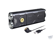 Klarus RS30 - 2400 Lumens Dual Head Rechargeable Flashlight