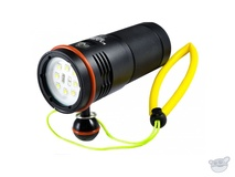 Klarus SD80 - 5000 Lumen High-Powered Underwater/Dive Flashlight