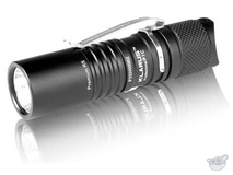 Klarus P1C - 245 Lumen LED Flashlight