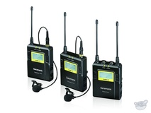 Saramonic UWMIC9 Dual Digital UHF Wireless Lavalier Mic System