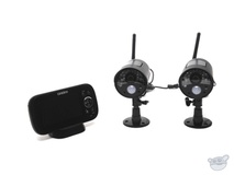 "Uniden G1420 4.3"" Digital Wireless Surveillance w/2 Cameras"