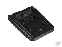 Luminos Battery Charger Adapter Plate for Sony P, H, and V Series