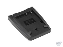 Luminos Battery Charger Adapter Plate for DMW-BLE9, DMW-BLG10, or BP-DC15 Battery