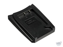 Luminos Battery Charger Adapter Plate for Sony NP-BX1 Battery