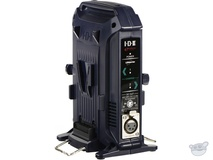 IDX System Technology 2-Channel Charger for Li-ion and Ni-Cad Battery (36W)