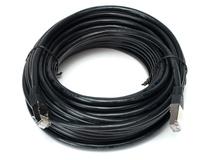 LiveMix CBL-CAT6-100 100-Foot Shielded CAT6 Cable (Black)