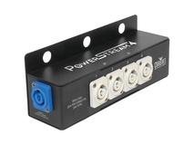 CHAUVET PowerStream 4 - powerCON Splitter