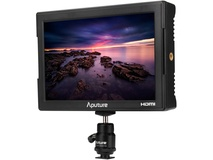 Aputure VS-5 on Camera Monitor