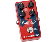 TC Electronic Sub 'N' Up Octaver - Octave Pedal with TonePrint Software