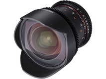 Samyang 14mm T3.1 VDSLRII Cine Lens for Sony E-Mount