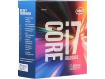 Intel Core i7-6850K 3.6 GHz Six-Core LGA 2011-v3 Processor