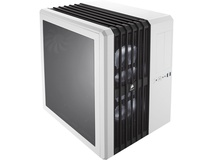 Corsair Carbide Series Air 540 High Airflow ATX Cube Case (White)
