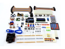 Adeept Ultimate Starter learning Kit for Arduino UNO R3 (LCD1602,  Servo)