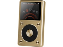 FiiO X5 (2nd Gen) Portable High-Resolution Audio Player (Gold)