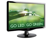 "Viewsonic VA2232WM-LED 22"" Widescreen LCD Computer Display"