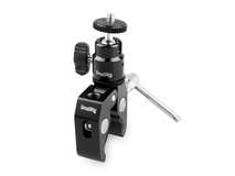 SmallRig 1124 Clamp Mount V1 w/ Ball Head Mount and CoolClamp