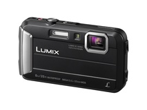 Panasonic Lumix DMC-FT30GN-K Digital Camera (Black)