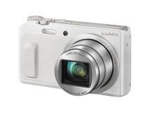 Panasonic Lumix DMC-ZS45 Digital Camera (White Body)