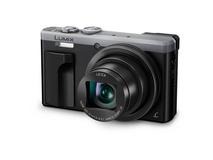 Panasonic Lumix DMC-ZS60 Digital Camera (Silver Body)