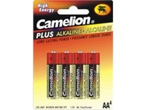Camelion Plus Alkaline AA (4PK) (OM12)