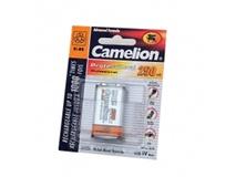Camelion Rechargeable 250MAH 9V (1PK)