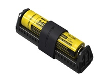 NITECORE F1 Single Bay Li-Ion Battery/USB Charger