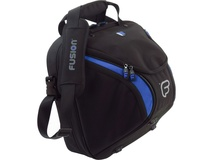 Fusion-Bags Premium French Horn Detachable Gig Bag (Black/Blue)